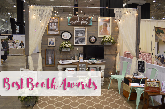 Best Booth Awards – I-X Center Show 2017 | Today's Bride Pros | Grow