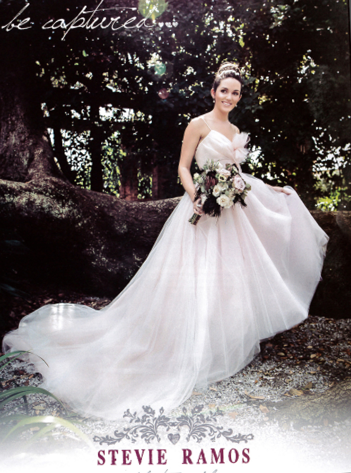 Bridal Shop Ad Sample