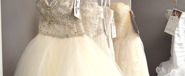 "Successful Opening of New Bridal Attire Store, ""Brides by Maria"""