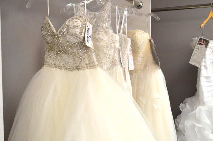 Grand Opening of Brides by Maria   As seen on TodaysBride.com