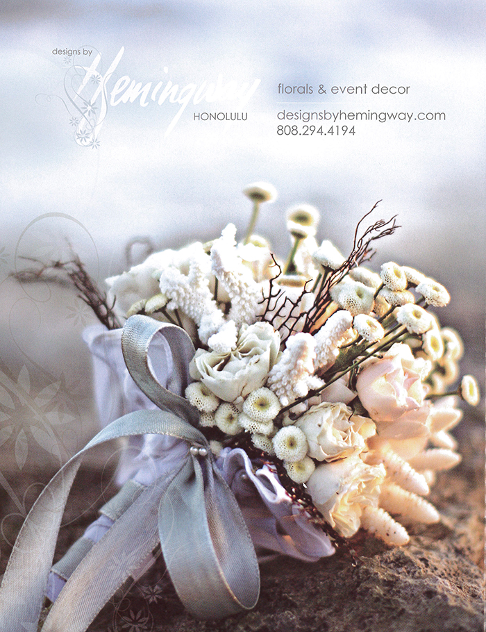 Florist and Decor Ad Sample