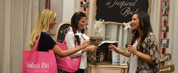 5 Reasons to Exhibit in a Bridal Show