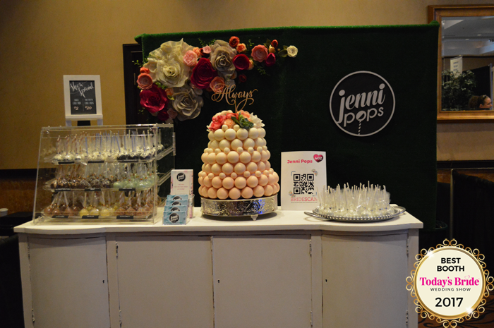 Best Booth | Jenni Pops | As seen on TodaysBride.com