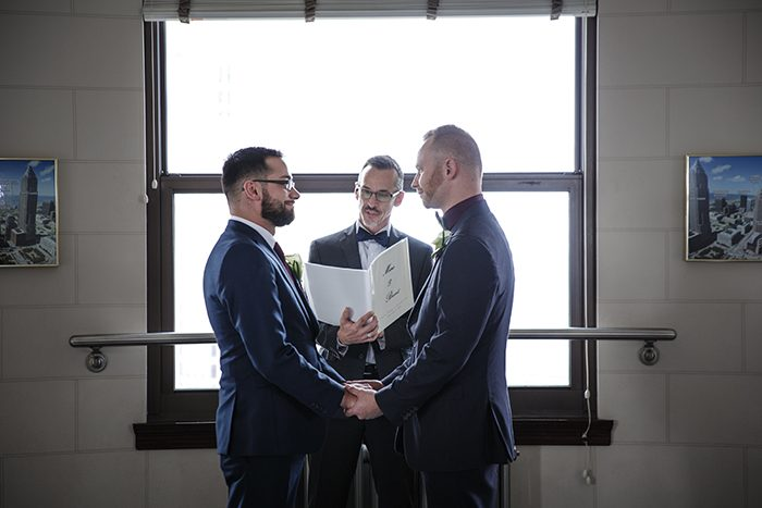 Same Sex Couple|Karen Menyhart Photography|As seen on TodaysBride.com