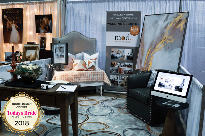 August 26th Bridal Show Booth Design Awards Today S Bride