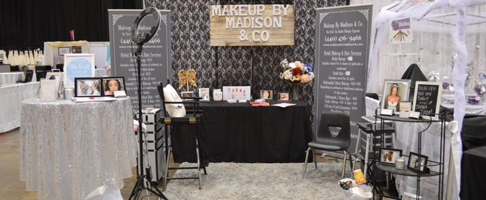 Respecting your Bridal Show Neighbors