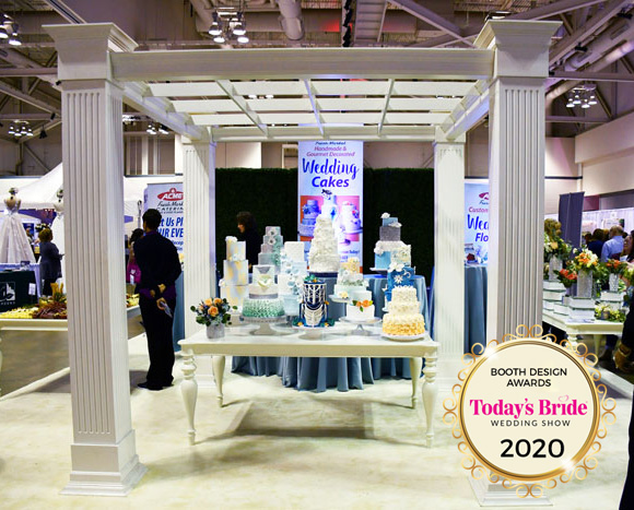 Acme Bridal Show Booth | As seen on TodaysBride.com