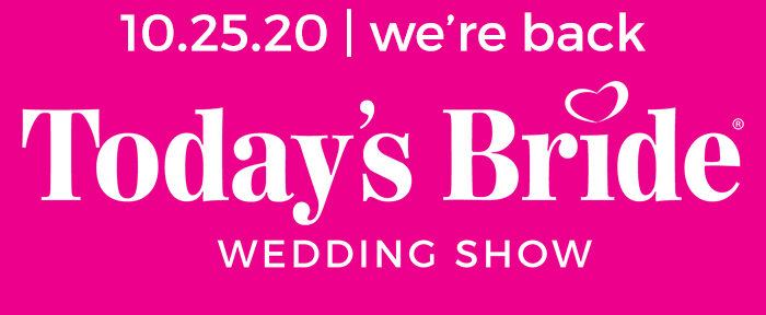 We're Back! October 25th Wedding Show